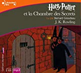 Joanne K Rowling: Harry Potter, II: Harry Potter et la Chambre des Secrets [Livre Audio] [MP3 CD] (French Edition)