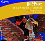 Joanne K Rowling: Harry Potter et le Prisonnier d'Azkaban - MP3 CD (French Edition)