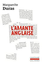 L'Amante Anglaise by Marguerite Duras