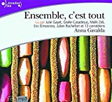 Anna Gavalda: Ensemble, c'est tout. 2 Mp3-CDs (French Edition)