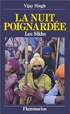 La Nuit Poignardee (French Edition) by Vijay…