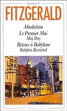 Absolution, Le Premier Mai (May Day), Retour…