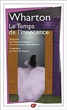 Le Temps de l'innocence by Edith…