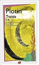 Traités, 1-6 by Plotin