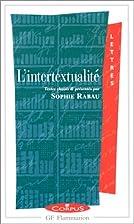 L'Intertextualité by Sophie…
