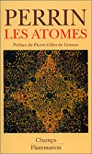 Les atomes by Jean Perrin