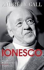Eugène Ionesco : Mise en scène…