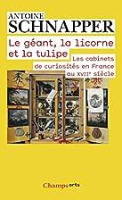 Histoire et histoire naturelle : Tome 1, Le…