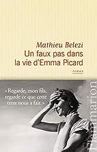 Un faux pas dans la vie d'Emma Picard by…