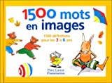 Giraud, Robert: Mille cinq-cents mots en images (French Edition)