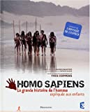 YVES COPPENS: HOMO SAPIENS LA GRANDE HISTOIRE DE L'HOMME