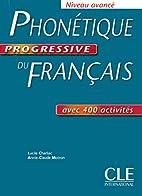 Phonétique progressive du français :…