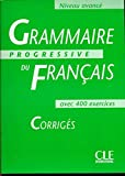 [???]: Grammaire Progressive du Francais