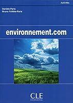 Environnement.com Workbook (French Edition)…