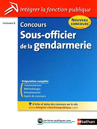 concours-sous-officier-de-la-gendarmerie
