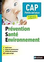 Prevention sante environnement cap petite…