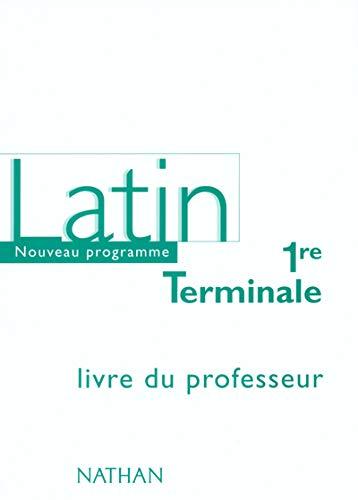 latin-1re-terminale-livre-du-professeur