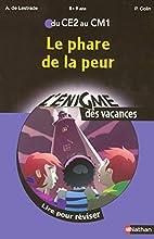ENIGME VAC CE2 AU CM1 LE PHARE by Pierre…
