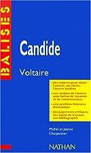Candide, Voltaire by Michel Charpentier