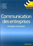 Communication des entreprises by L Demont