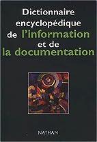 Dictionnaire encyclopédique de…