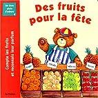 Des fruits pour la fête : Compte les fruits…