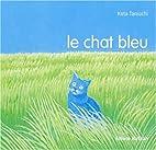 Le chat bleu by Kota Taniuchi