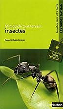 Insekter by Roland Gerstmeier