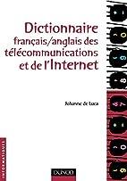 Dictionnaire français-anglais des…