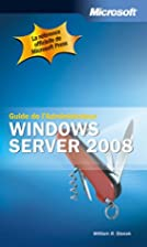 Windows Server 2008 (French Edition) by…