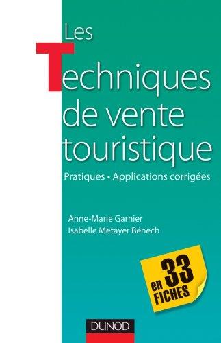 les-techniques-de-vente-touristique-en-33-fiches-pratiques-applications-corrigees