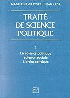 Traité de science politique, La science…