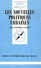 Les nouvelles politiques urbaines by…