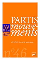 Partis/mouvements by Michel Prigent