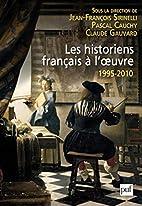 Les historiens français à…
