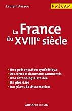 La France du XVIIIe siècle: 1715-1789…