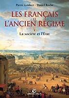 Les Français et l'Ancien régime La…