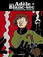 Adèle Blanc-Sec, Tome 9 : Le labyrinthe…
