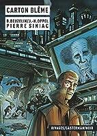 Carton blême by Pierre Siniac