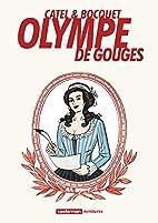 Olympe de Gouges by Catel Muller