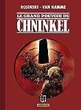 Grzegorz Rosinski: Le grand pouvoir de Chninkel (French Edition)