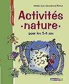 Actividades naturaleza de 5 a 8 años…