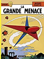 Lefranc, tome 1 : La grande menace by…