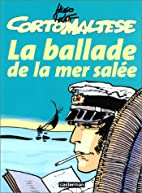 Corto Maltese: The Ballad of the Salt Sea by…