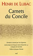 Quaderni del Concilio by Henri de Lubac