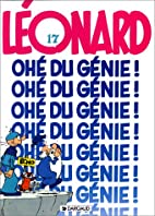 Léonard, tome 17 : Ohé, du…