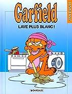 Garfield, tome 14 : Garfield lave plus blanc…