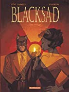 Blacksad: Red Soul by Juan Díaz Canales