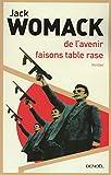 Jack Womack: De l'avenir faisons table rase (French Edition)