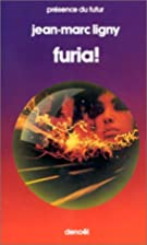 Furia by Jean-Marc Ligny